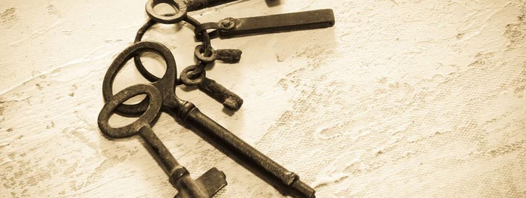 keepass-clés